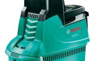 Измельчитель Bosch AXT 25 TC – лучший агрегат для частного хозяйства