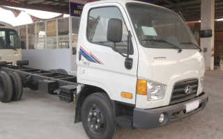 Hyundai HD 72 (Хендай): грузоподъемность, технические характеристики, отзывы владельцев, расход топлива, номер рамы, цены