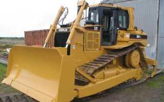 Бульдозер Катерпиллер: трактор, Д 6, технические характеристики, 9, модельный ряд, устройство, цена, аналоги