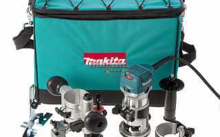 Фрезер кромочный Makita RT0700CX2 (RT 0700 CX2) — 5 лет гарантии, купить недорого.