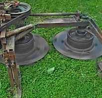 Роторная косилка для минитрактора: своими руками, самодельные тракторные, сегментная, навесная
