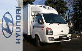 Рефрижератор Хендай Портер (Hyundai Porter): 2, HD-78, HD-65, HD-120, 5 тонн