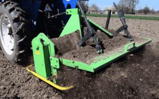 Фрезы для трактора — предназначение, изготовление своими руками