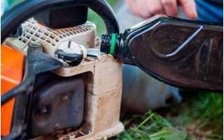 Почему переливает карбюратор на бензопиле? — Станки, сварка, металлообработка