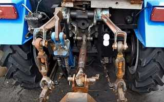 Навеска на минитрактор своими руками: МТЗ-82 устройство, трехточечная, задняя, передняя, как сделать, заводское