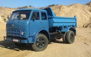 МАЗ-503: 503А, 503Б, самосвал, технические характеристики, мусоровоз МКМ 3503, цены, аналоги