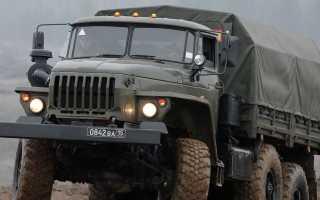 Военный Урал: ТТХ 4320, новый, грузовик, технические характеристики, цены, аналоги