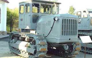 Трактор Т-100: технические характеристики, 100М, гусеничный, 100МГП, цена, отзывы владельцев, навесное оборудование