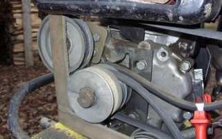 Ремни для мотоблока Каскад: размеры и замена