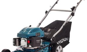 Газонокосилки Hyundai (Хендай)