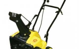 Снегоуборщик Калибр СНБЭ 1700: технические характеристики (электрический), фото, отзывы, назначения техники