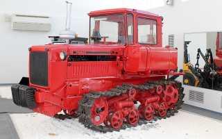 Трактора СССР: советские, гусеничные, все модели, первые, колесные, старые