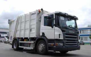 Мусоровозы Скания (Scania): характеристики, устройство, фото и видео
