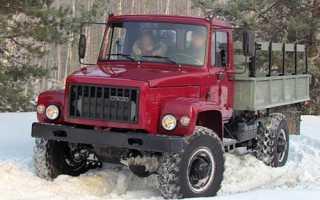 ГАЗ-3308: 33088 Садко, Егерь, 33086 Земляк, технические характеристики, 4х4, цена новый, отзывы