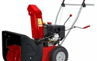 Бензиновые и электрические снегоуборщики AL-KO: технические характеристики, фото и видео