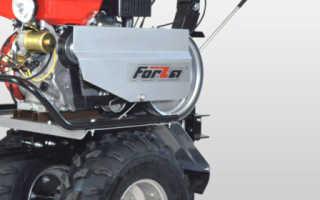 Мотокультиватор Forza MK-85F: культиватор, отзывы, технические характеристики, навесное оборудование, инструкция по эксплуатации