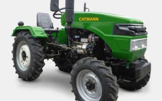 Минитрактор Катман отображают все достижения современной сферы сельскохозяйственного машиностроения