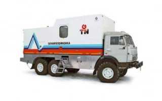 Подъемник каротажный самоходный: ПКС-5, 2, 3 5, 7, 12, станции