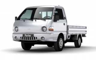 Hyundai Porter (Хендай Портер) и Hyundai Porter 2 технические характеристики, грузоподъемность (фото, видео, отзывы)