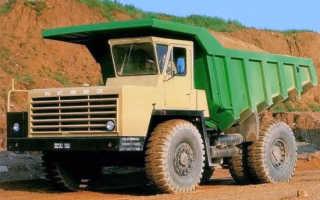 БелАЗ-540: технические характеристики, зелено серый, самосвал, цены, отзывы