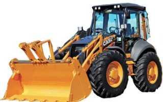 Экскаватор-погрузчик Case: 788, CX210B, 570ST, 580F baggerlader, 695, 860, отзывы, технические характеристики, колесный