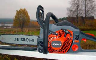 Бензопилы Hitachi (Хитачи)