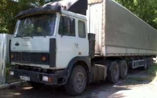 МАЗ-64229: технические характеристики, фото, отзывы, цена, видео