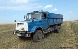 ЗИЛ-4331 (самосвал): технические характеристики, дизель, тюнинг, схема цветная, отзывы, цена