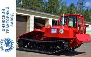 Трактор Онежец: 300, 320, 392, 420, 400, трелевочный