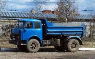 МАЗ-5549: технические характеристики, самосвал, грузоподъемность, цена и аналоги
