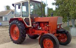 Трактор ЮМЗ: вес, с передним ведущим мостом, стартер вместо пускача, КУН, цена, отзывы владельцев