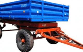Навесное оборудование на тракторы — установка, изготовление, виды
