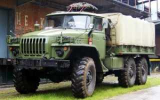 Урал 4320: технические характеристики, устройство (фото, видео, цена)