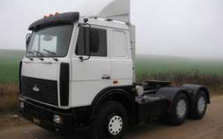 МАЗ 6422: технические характеристики (расход топлива, грузоподъемность), кабина, фото, видео, отзывы, цена