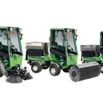 Коммунальные машины: уборочные, дорожные, строительные (оборудование, запчасти, фото)