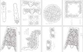 Как вырезать из фанеры лобзиком своими руками: чертежи, схемы, инструкция