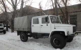 ГАЗ-3897: Егерь, 0000010-15, технические характеристики, цена, аналоги