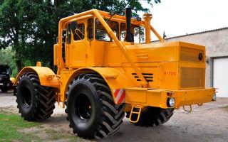 Трактор Кировец К-701: технические характеристики, 701М, принцип работы КПП, расход топлива, регулировка клапанов, цена, отзывы владельцев
