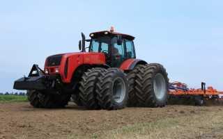 Трактор МТЗ-3522 Беларус: технические характеристики, отзывы владельцев, цена