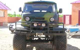 УАЗ болотоход: цена, на базе, своими руками, технические характеристики