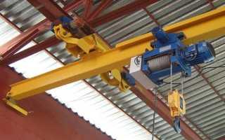 Тельфер и кран-балка: ремонт, чем отличается, электротельфер