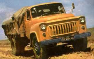 Двигатель ЗМЗ на ГАЗ-53: технические характеристики, мощность и объем