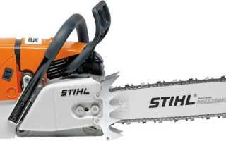 Бензопила Штиль мс 660 (MS Stihl): инструкция по эксплуатации и характеристики