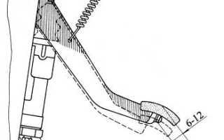 Регулировка сцепления КамАЗ-5320: клапанов, лапок корзины, установка зажигания, ремонт