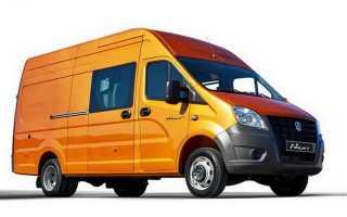 Газель некст: цельнометаллический фургон, комби 7 мест, технические характеристики