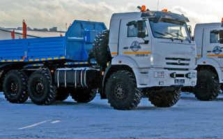 КамАЗ-53504: технические характеристики, седельный тягач, расход топлива, цена