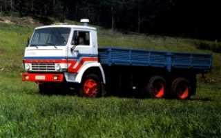 КамАЗ 5320: фото, видео, технические характеристики