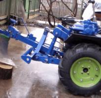 Как сделать гидравлику на самодельный трактор: минитрактор, своими руками, масло, схема подключения, устройство
