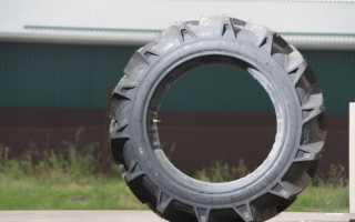 Колеса для мини-тракторов и их типы