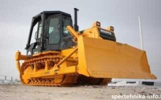 Бульдозер Шантуй (Shantui): SD16, 22, 23, 32, 16L, технические характеристики, китайский, гусеничный, ремонт, двигатель, расход топлива